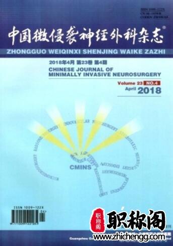 中国微侵袭神经外科