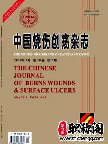 中国烧伤创疡